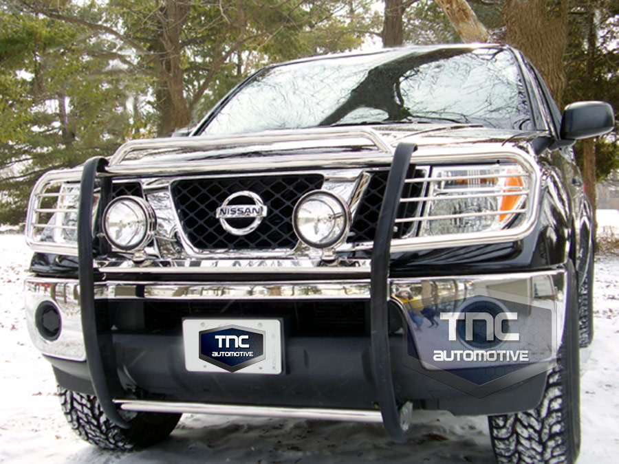2005 2008 guard fits nissan frontier grill brush guard stainless steel ebay details about 2005 2008 guard fits nissan frontier grill brush guard stainless steel
